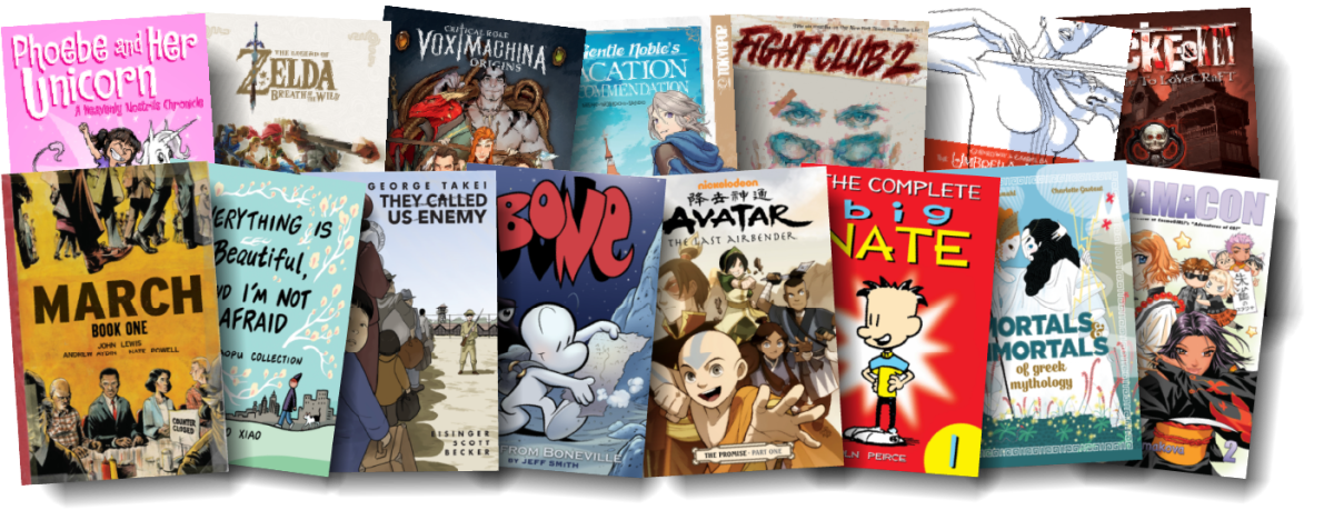 Notable Graphic Novels